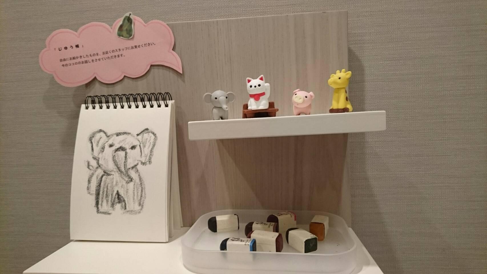 ココロゴトカフェ 充電 電源 渋谷 心理学 心理カウンセラー 箱庭療法 リラックス