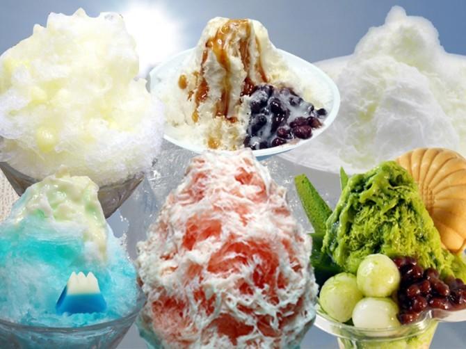 かき氷 祭 ご当地 レイクタウン 涼しい 夏 期間限定