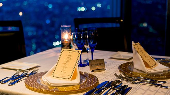 クリスマス デート ディナー 夜景 お洒落 トレンド 楽しい イルミネーション